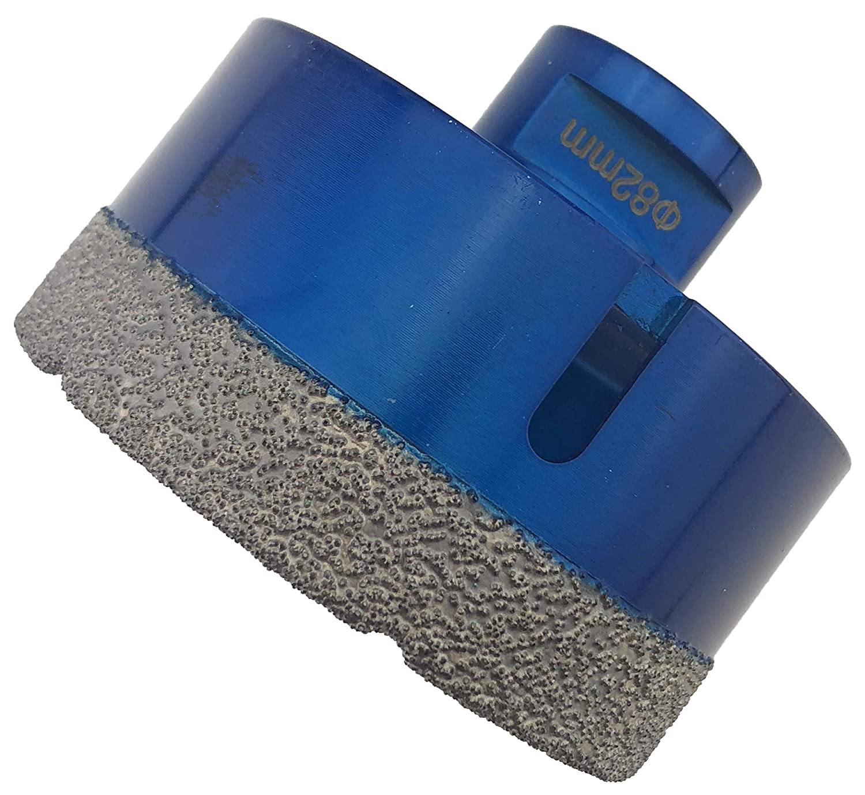 PRODIAMANT Premium Diamant-Bohrkrone Fliese/Feinsteinzeug 35 mm x M14 PDX955.880 35mm passend fü r Winkelschleifer