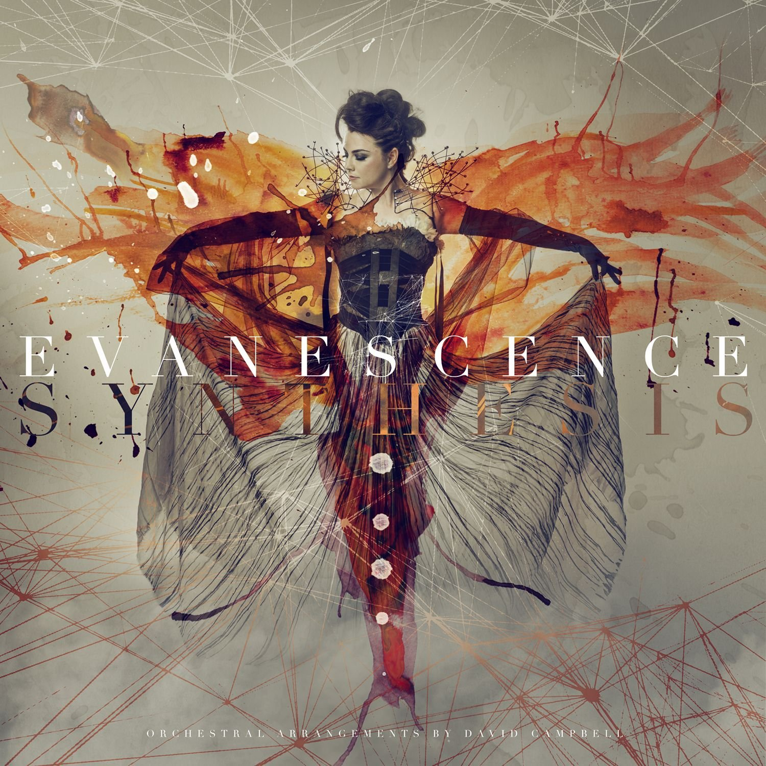 CD : Evanescence - Synthesis [Explicit Content] (CD)