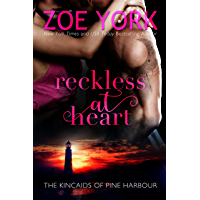 Reckless at Heart (The Kincaids of Pine Harbour Book 1) (English Edition)