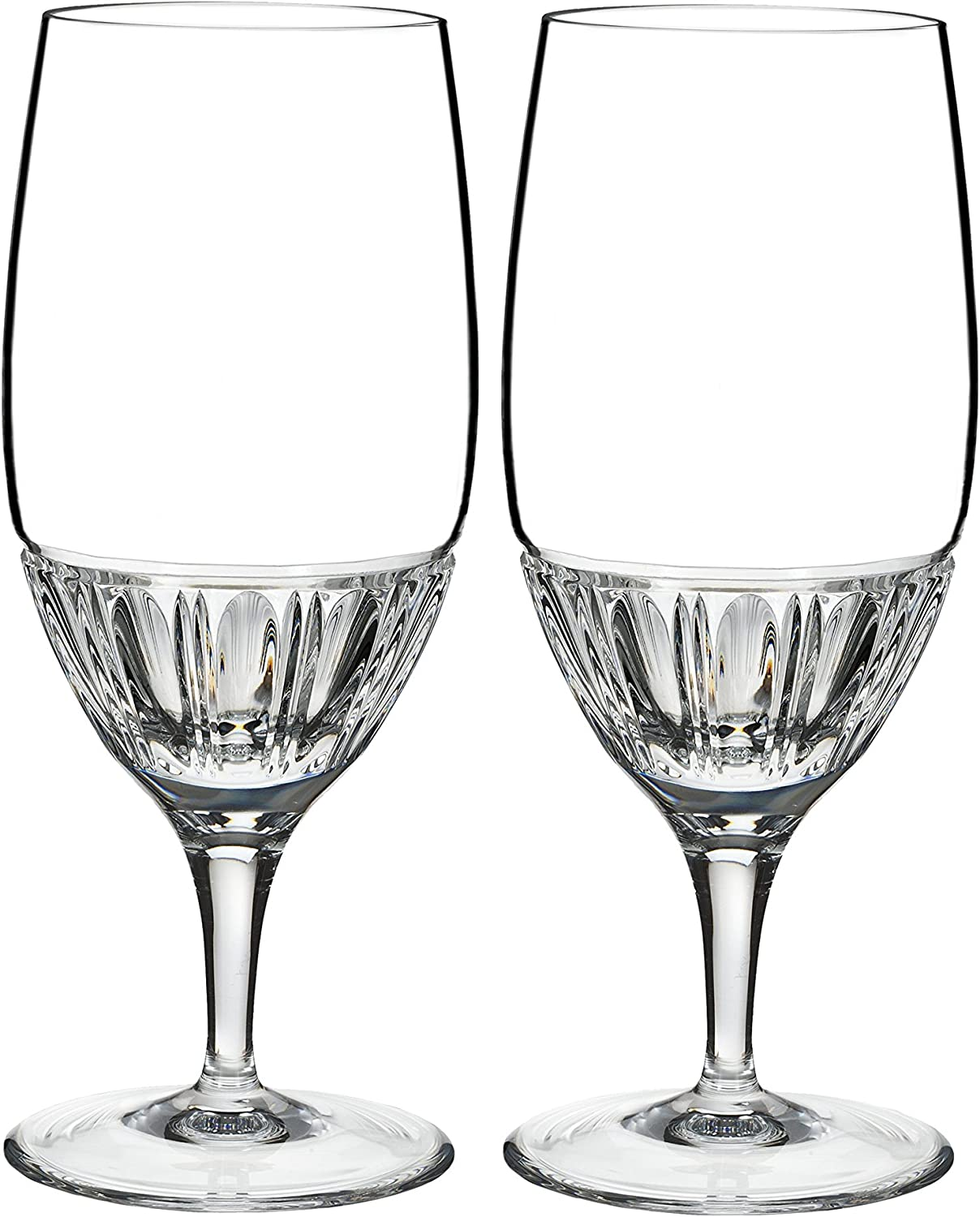Marquis by Waterford Addison Iced Beverage Glasses, 13 oz, Clear