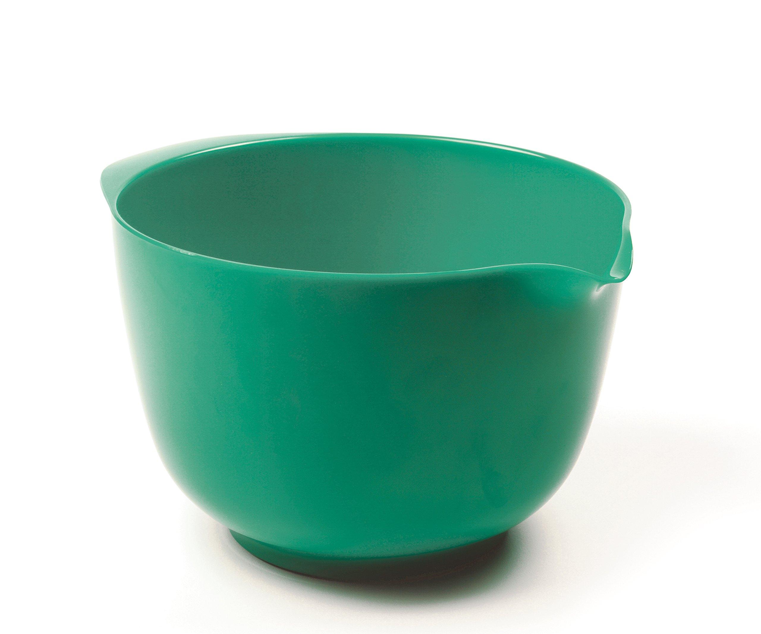 RSVP Melamine Mixing Bowl, Turquoise, 2-Quart