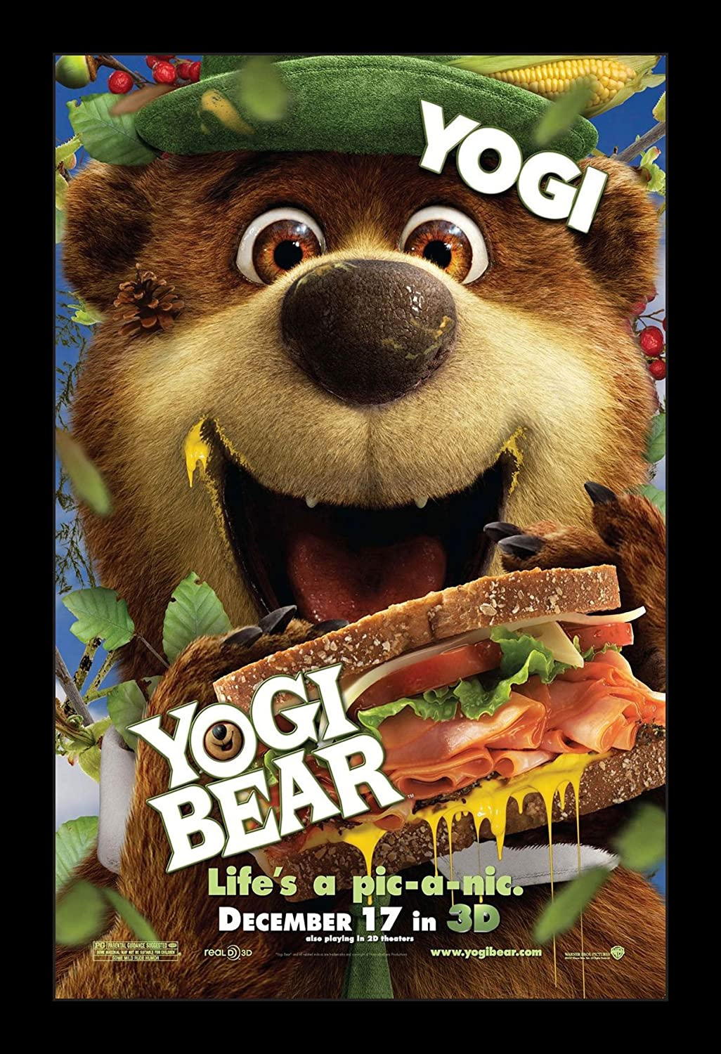 Movie Yogi Bear Real Life Zona Ilmu 3