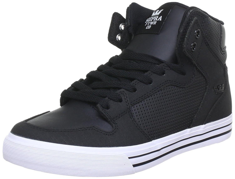 Supra Vaider, Unisex-Erwachsene Bkw) Hohe Sneakers Schwarz (schwarz - Weiß Bkw) Unisex-Erwachsene 63fcd2