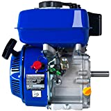 DuroMax 7 Hp., 3/4 in. Shaft Recoil Start Engine