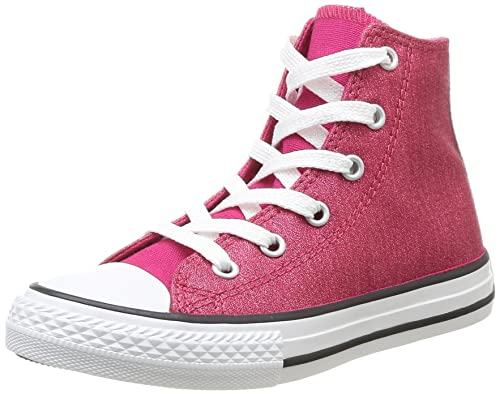 Scarpe Borse sparkle Sneaker Rosa Ragazza E 29 All Amazon Rose Framboise Converse it Star Chuck Taylor Sparkle Hi ZTqTvg