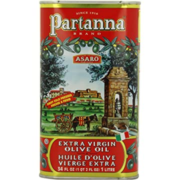 reliable Partanna Extra Virgin Olive Oil