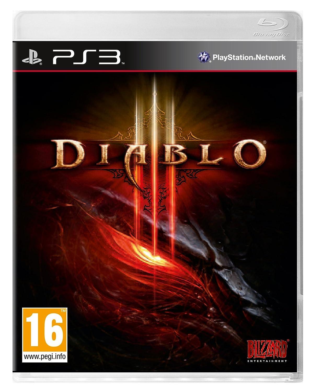 Diablo III (PS3): Amazon co uk: PC & Video Games