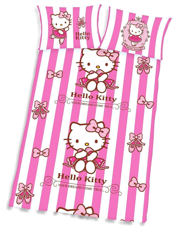 de cama infantil Hello Kitty