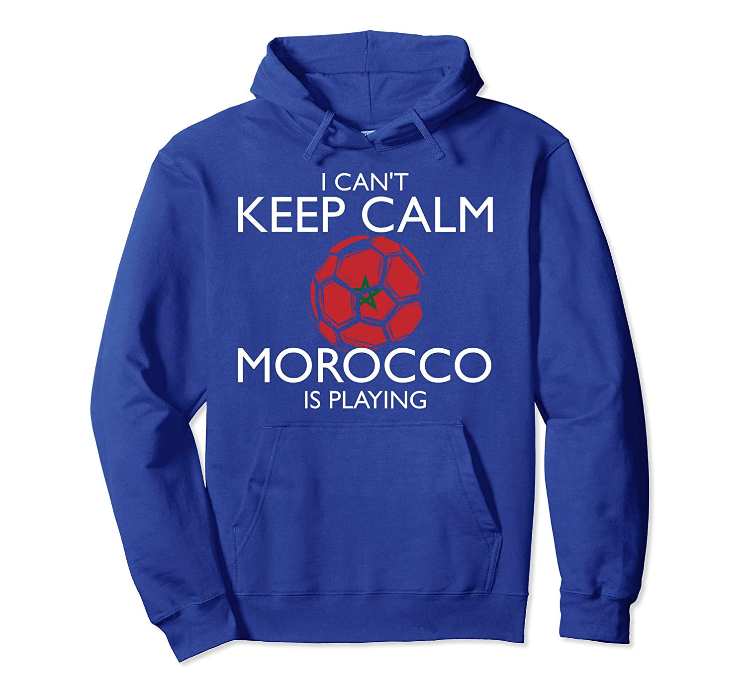 7b0d742f895 Morocco Football Jersey 2018 Moroccan Soccer Hoodie-alottee gift ...