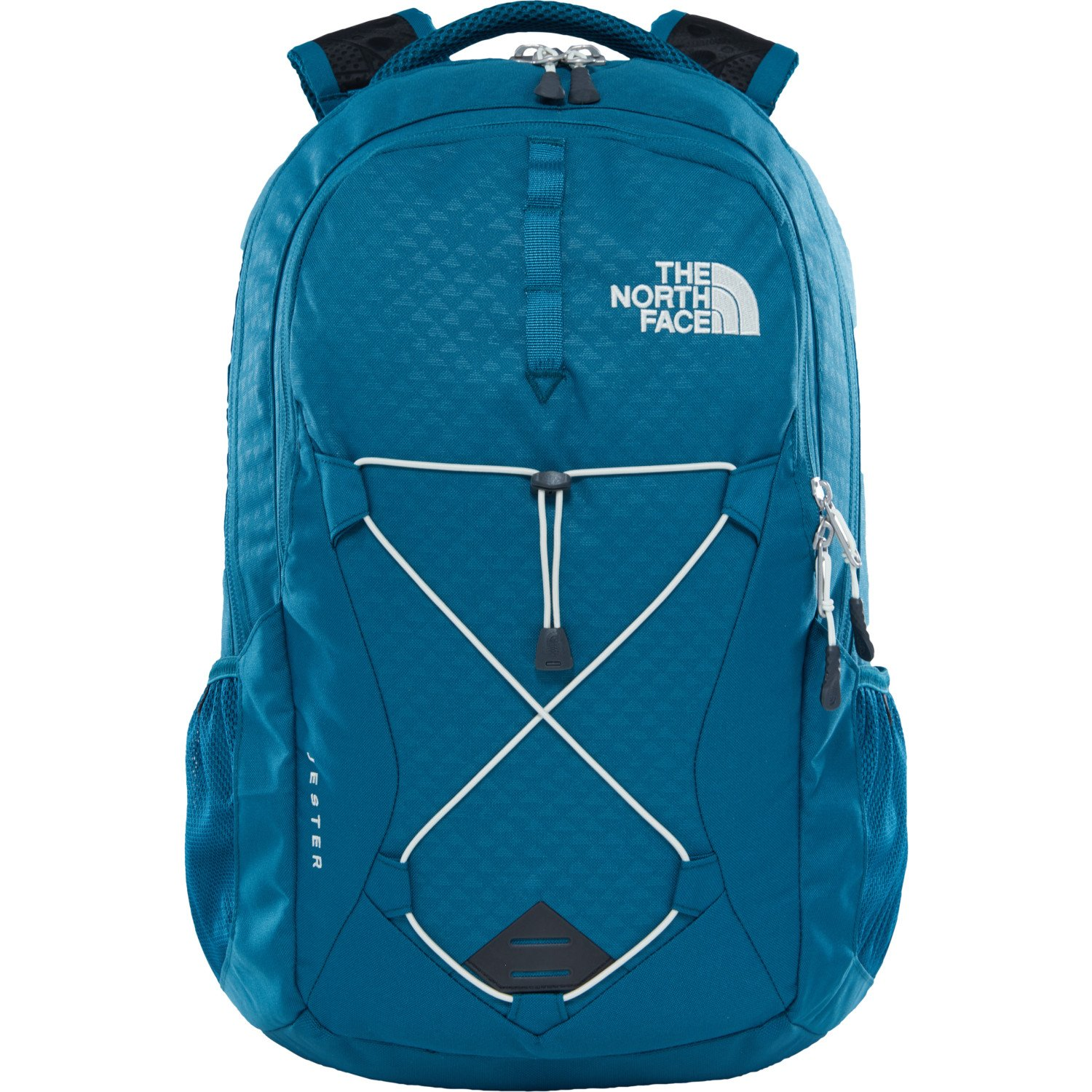 The North Face Women's Jester Laptop Backpack 15''- Sale Colors (Blue Coral by The North Face