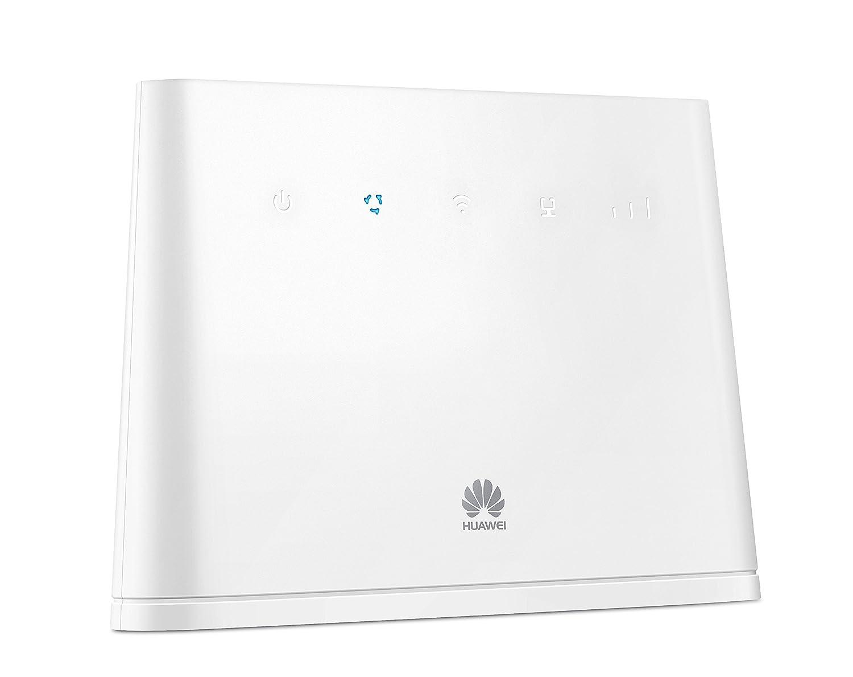 Huawei B310 Unlocked 4G/LTE Super Fast Wi-Fi Router- Genuine UK Warranty  stock (non network logo) -White