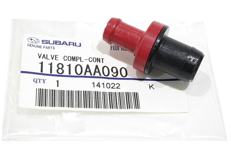 Genuine Subaru 11810AA090 Valve Complete - Control, 1 Pack