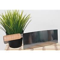 AAF Nommel ® Hackmesser 07 China Küchenmesser Allzweckmesser Filettiermesser Edelstahl Holzgriff