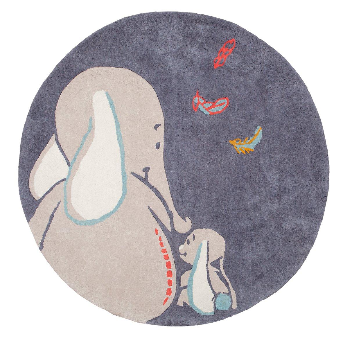 Noukies BB1580.82 Bao und Wapi Baumwollteppich