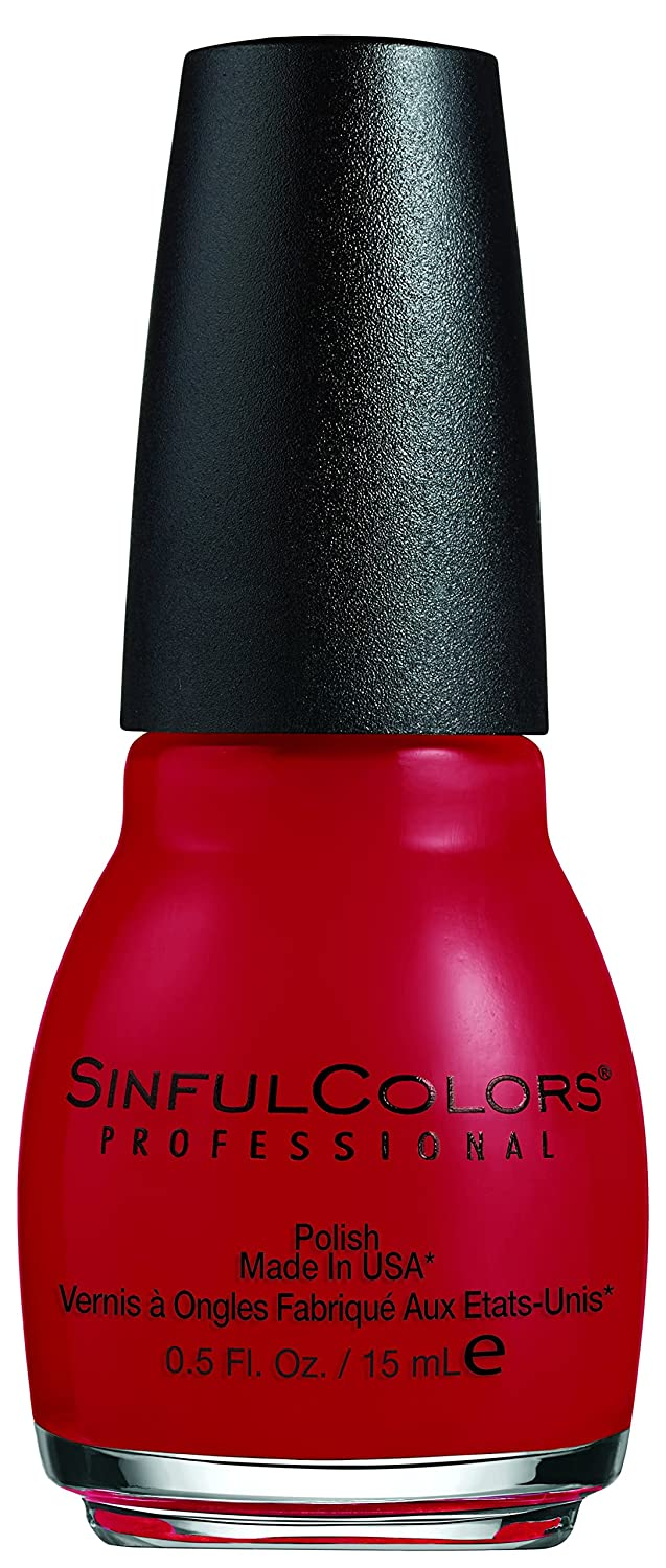 Revlon Sinful nail Polish go go girl, 0.5 Fl Oz 6298-89