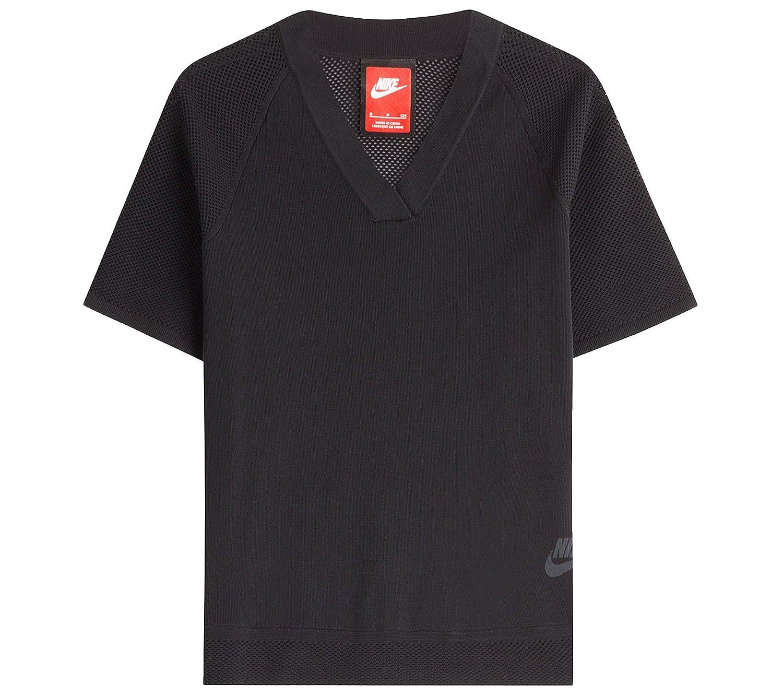 NikeレディースTechニットトップ ブラック B01AAOS2MI ブラック B01AAOS2MI Large|ブラック Large Large|ブラック, 時計のソフィアス:9a51ec39 --- mail.tastykhabar.com