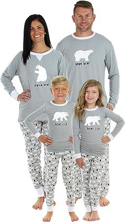 Sleepyheads Polar Bear Family Matching Pajama Set