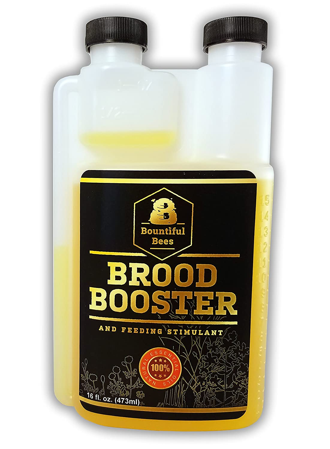 Bountiful Bee's Brood Booster and Feeding Stimulant (16 Ounce)