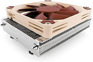 Noctua NH-L9a AM4, 37mm Premium Low-profile CPU Cooler for AMD AM4 (Brown)