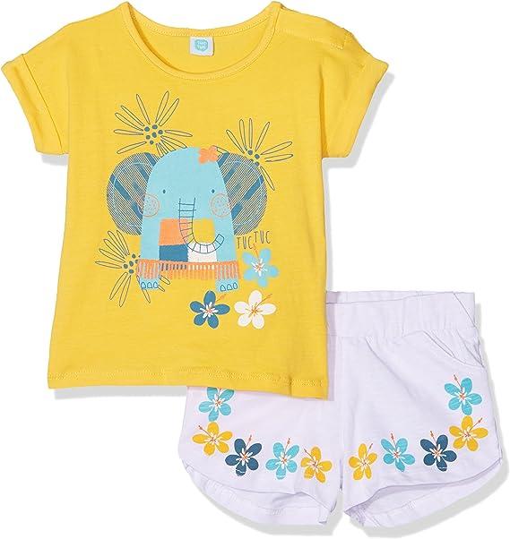 Tuc Tuc Conjunto de Ropa para Bebés: Amazon.es: Ropa y accesorios