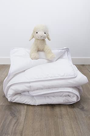 Couette Duvet Plume D Oie Et Canard 100x140 Cm Amazon Co Uk Baby