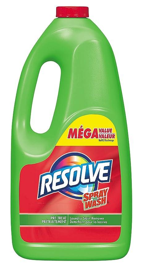 Resolver, spray n lavado, lavandería Quitamanchas, Mega ...