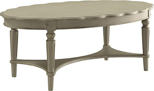 ACME Fordon Antique Slate Coffee Table