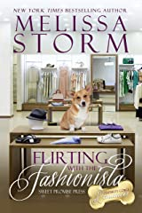 Flirting with the Fashionista: A Sweet BBW Opposites-Attract Romance (The Celebrity Corgi Romances Book 1) Kindle Edition