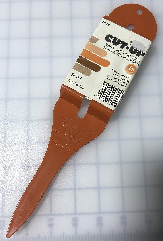 Boye Cut.Up Yarn Cutting Tool For Latch Hooking
