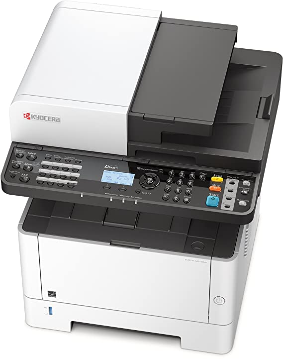 Amazon.com: KYOCERA ECOSYS M2540dn Laser A4 Black,White ...