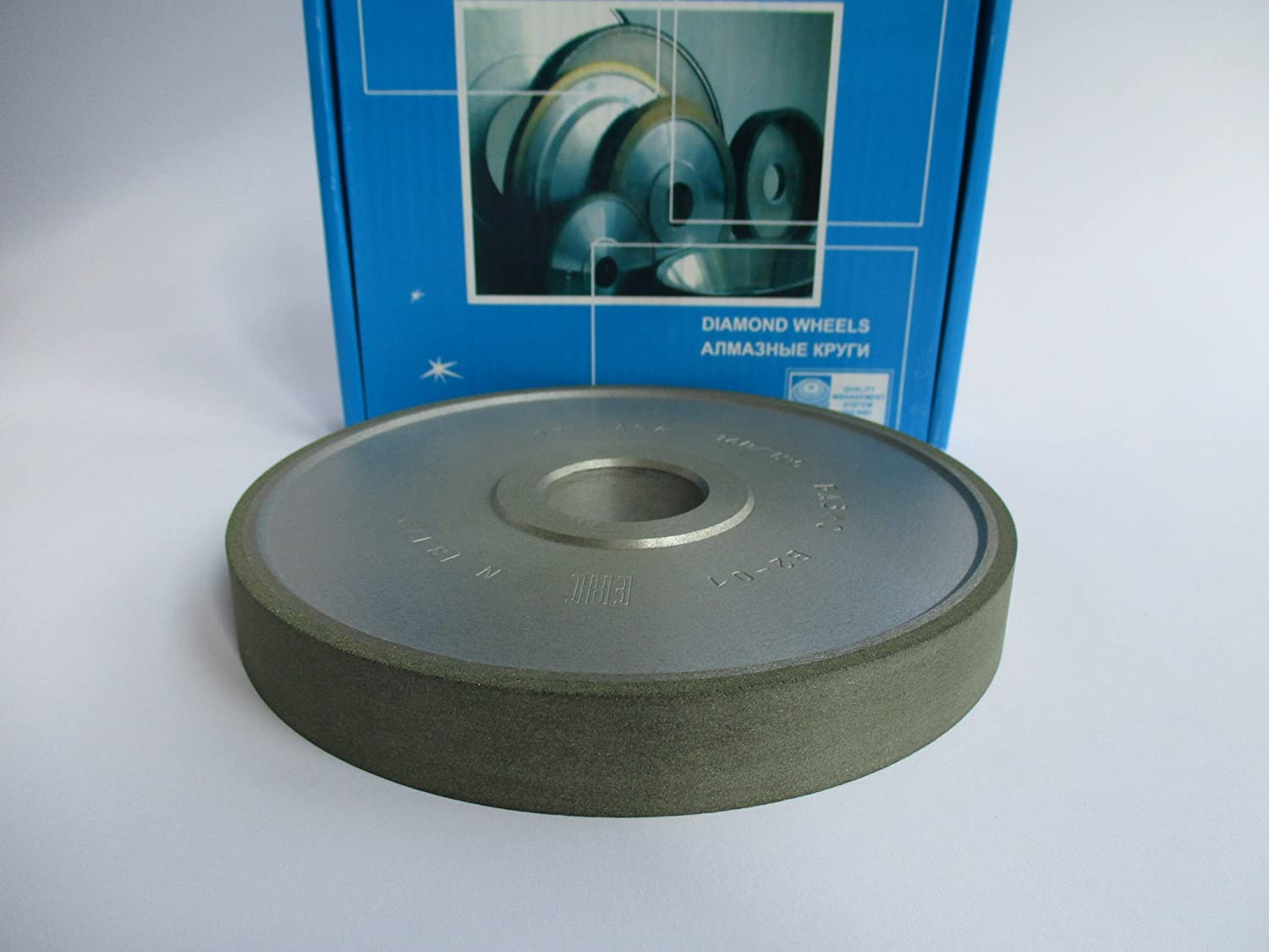 Type: 1A1 Straight Diamond Wheel Grinding Hole 32mm 150x20mm Various Grit