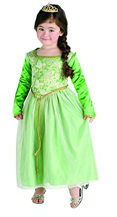 Rubies Child Karate Fiona Costume - Shrek The 3rd