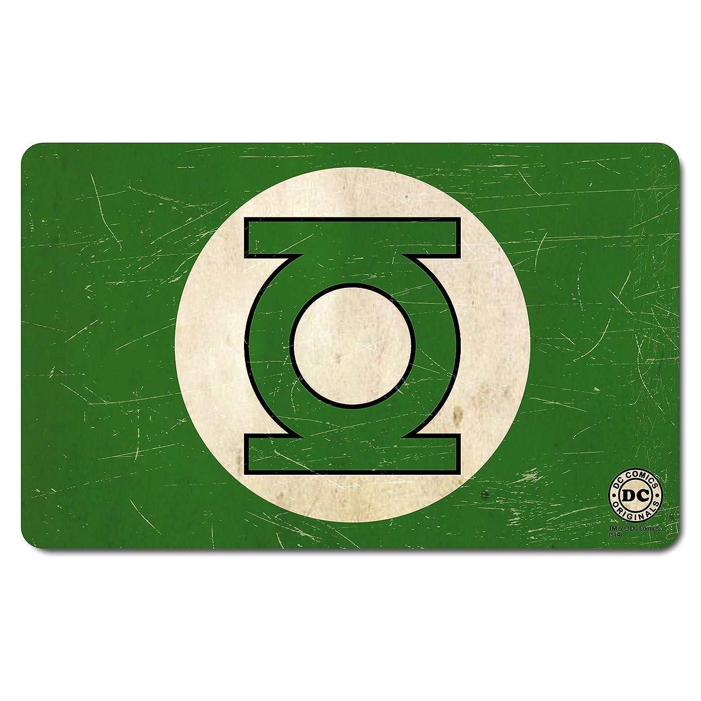 Green Lantern - Carta de DC Comics–Logo, licencia oficial diseño original, logo LOGOSHIRT