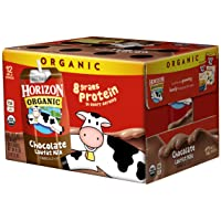 Deals on 12-Pack Horizon Organic Low Fat Milk Chocolate 8oz.