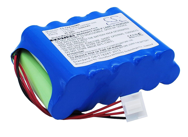 Cameron Sino 3500mAh/46.20wh batería de repuesto para FUJIKURA FSM-50S CS-FRK500MD_0001
