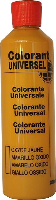 oxyde jaune colorant universel concentr 250 ml pour toutes peintures dcoratives et btiment grande compatibilit - Colorants Universels Pour Peinture