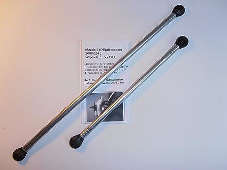 wischergestange rep Link Set. wipex Kit No 211ll