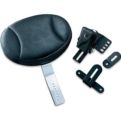 Kuryakyn 1670 Plug-In Adjustable Driver Seat Backrest for 1997-2020 Harley-Davidson Touring Motorcycles: Automotive