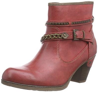 online store 12dbd fe29e Mustang Damen Kurzschaft Stiefel