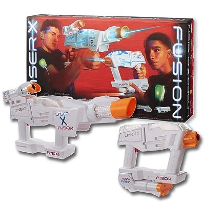 Laser X Fusion Complete Set: Toys & Games
