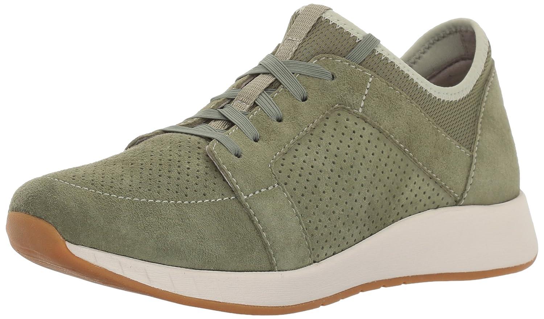 Dansko Women's Cozette Sneaker B01N7OJT0U 37 M EU (6.5-7 US) Sage Suede