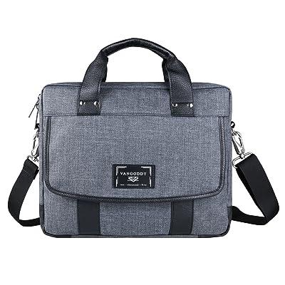 """Premium Laptop Shoulder Bag Crossbody Bag Carrying Case 11""""-12.5"""" for Acer Aspire R 11 / Chromebook 11 / Spin 1 / Asus Chromebook Flip / Transformer 3 Pro / Chromebook C302 (11""""-12.5"""") best"""