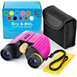 Binoculars for Kids - High Resolution, Shockproof – 8X22 Kids Binoculars for Bird Watching, Best Toys for Boys, Girls…