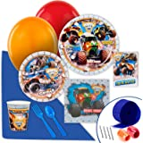 Monster Jam Party Supplies - Value Party Pack