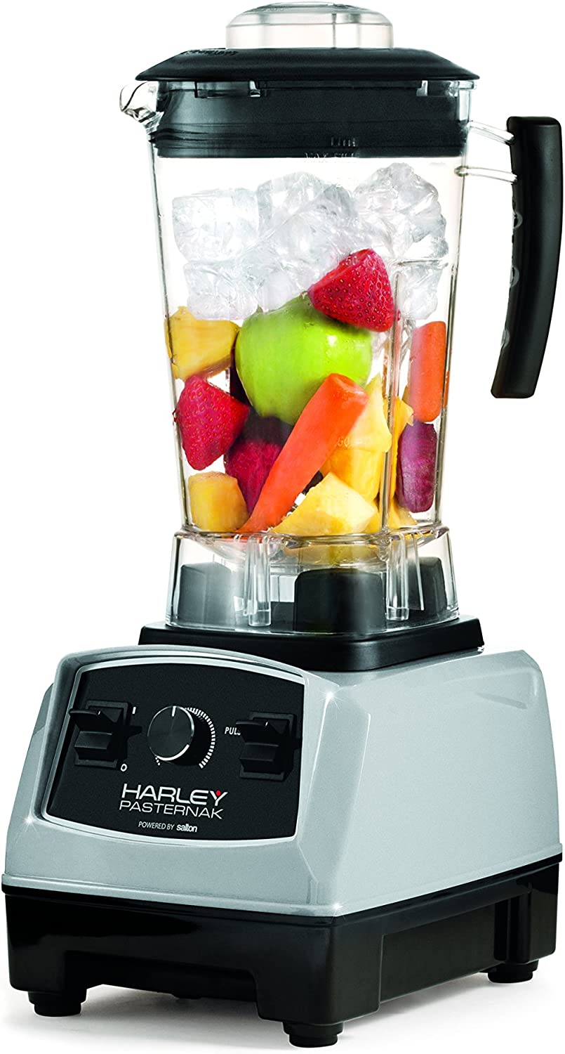 Blendtec Classic Fit Blender with FourSide Jar 75 oz , 30-sec Pre-programmed cycle, High-Low Pulse, Professional-Grade Power, Black