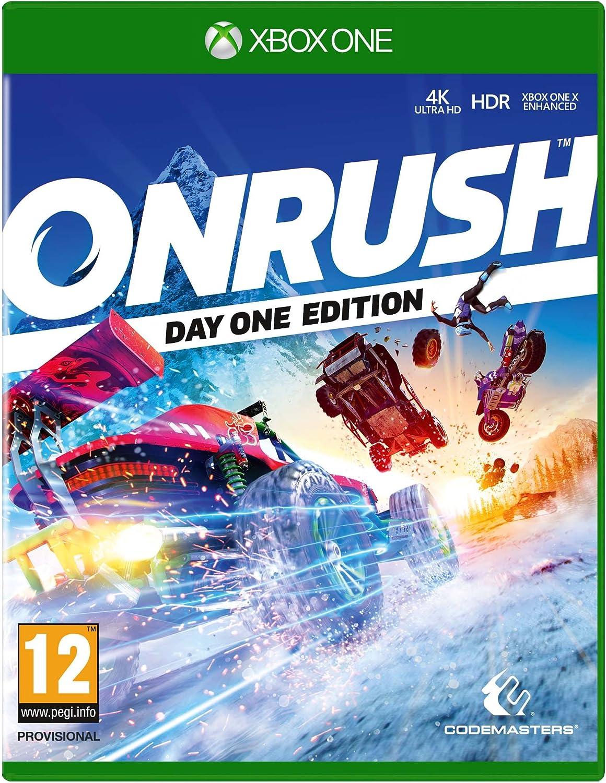 Onrush - Xbox One [Importación inglesa]: Amazon.es: Videojuegos