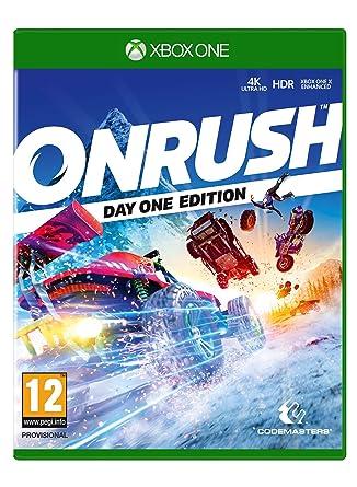 Onrush (Xbox One): Amazon co uk: PC & Video Games