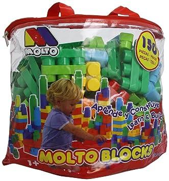 Bolsa Moltó Piezas12464 Piezas12464 Bolsa Moltó Bloques150 De De Bloques150 tCrdhsQ