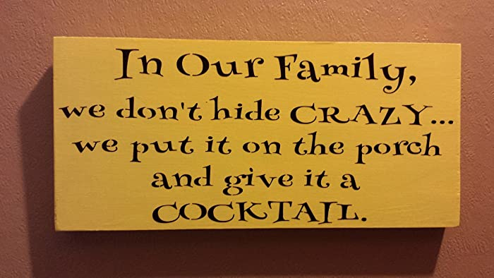 the crazy family