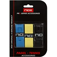 Nox Blister 3 Uni Tacto Color - Overgrip